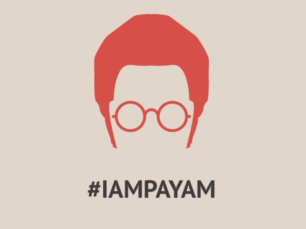 Publish Payam & Outsmart the Censors #IamPayam's video poster