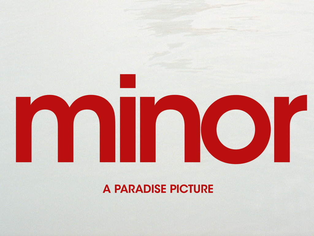 MINOR - a Canadian Feature Film's video poster
