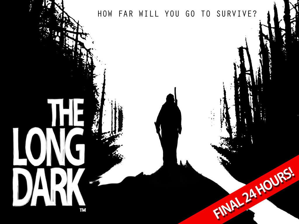 THE LONG DARK, a first-person post-disaster survival sim's video poster