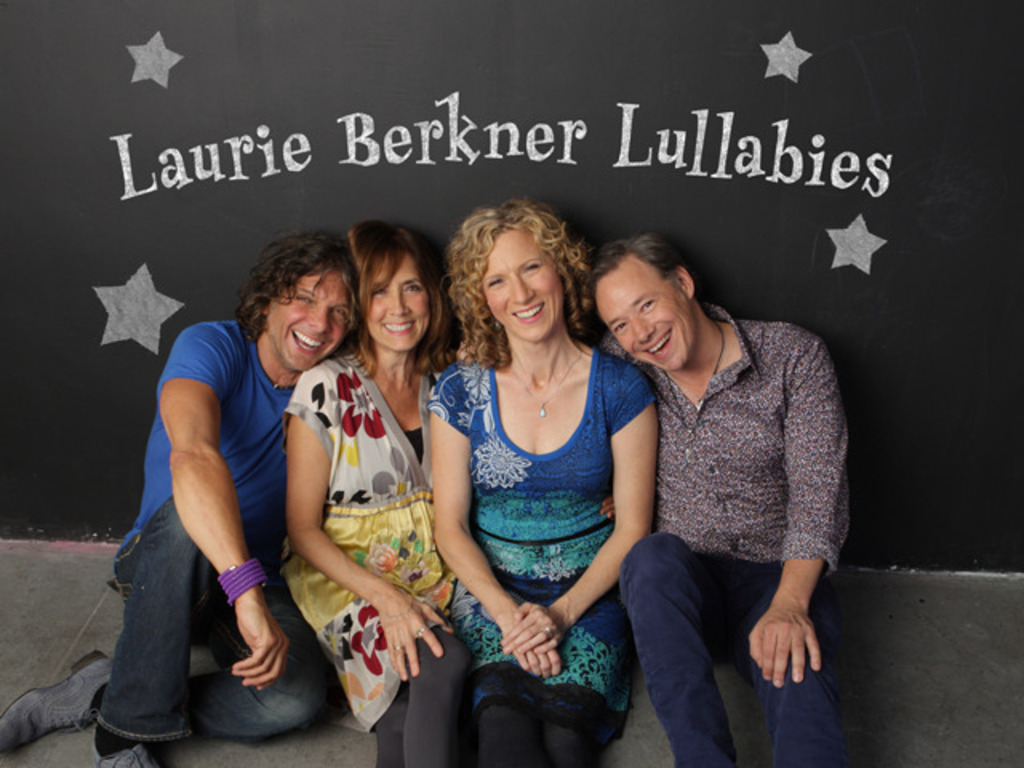 Laurie Berkner is making a Lullaby Album's video poster