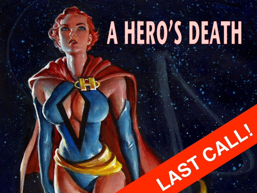 A Hero's Death Graphic Novel's video poster
