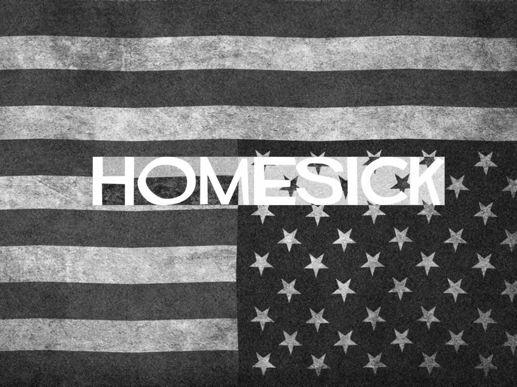Homesick's video poster