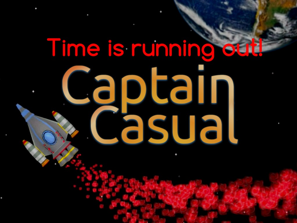 Captain Casual's video poster