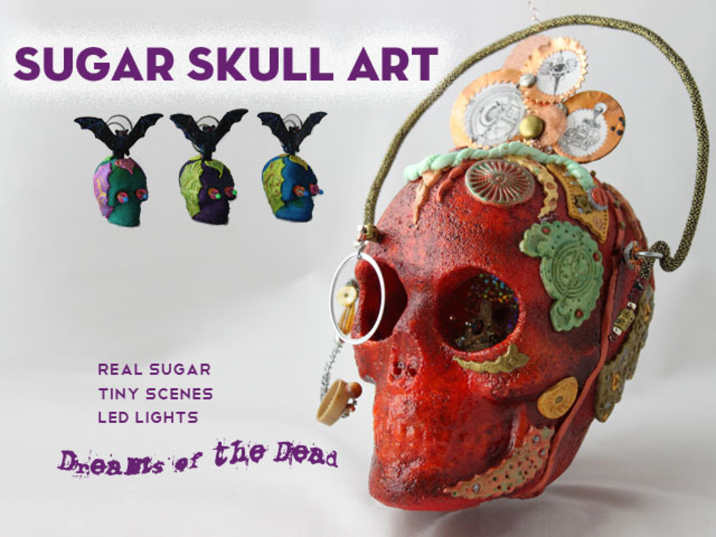 """Dreams of the Dead"" Sugar Skulls and Making-Of Video's video poster"