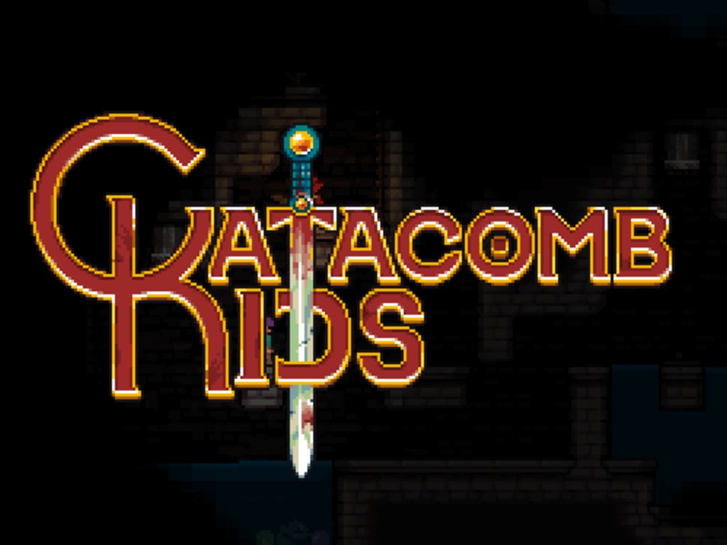 Catacomb Kids - A Very Roguelike Platformer's video poster