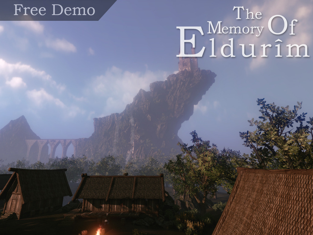 The Memory of Eldurîm's video poster