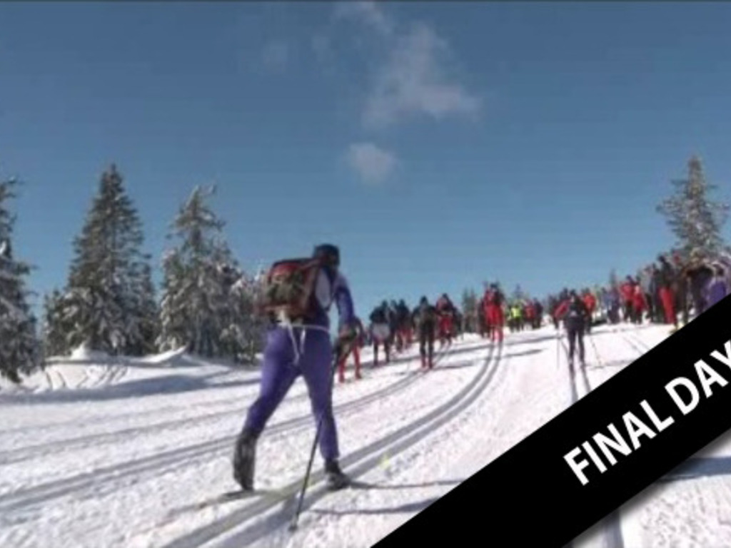 Multiple Sclerosis, the Vikings and Nordic Skiing's video poster