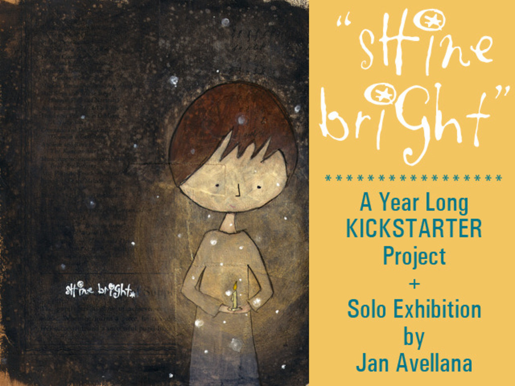 """Shine Bright"" 
