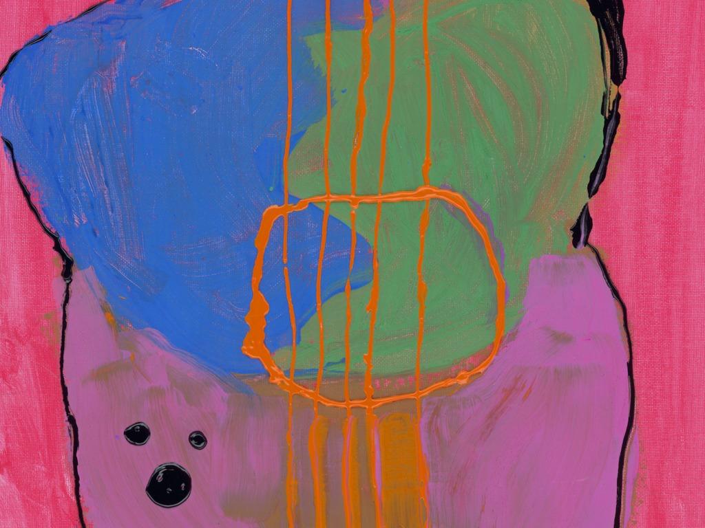 """Eric Stuart Band new album """"Strangers In A Strange Love""""'s video poster"""
