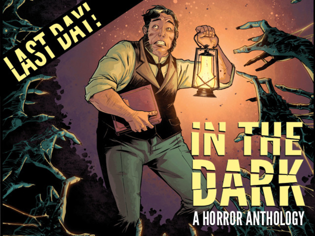 IN THE DARK - A Horror Anthology's video poster