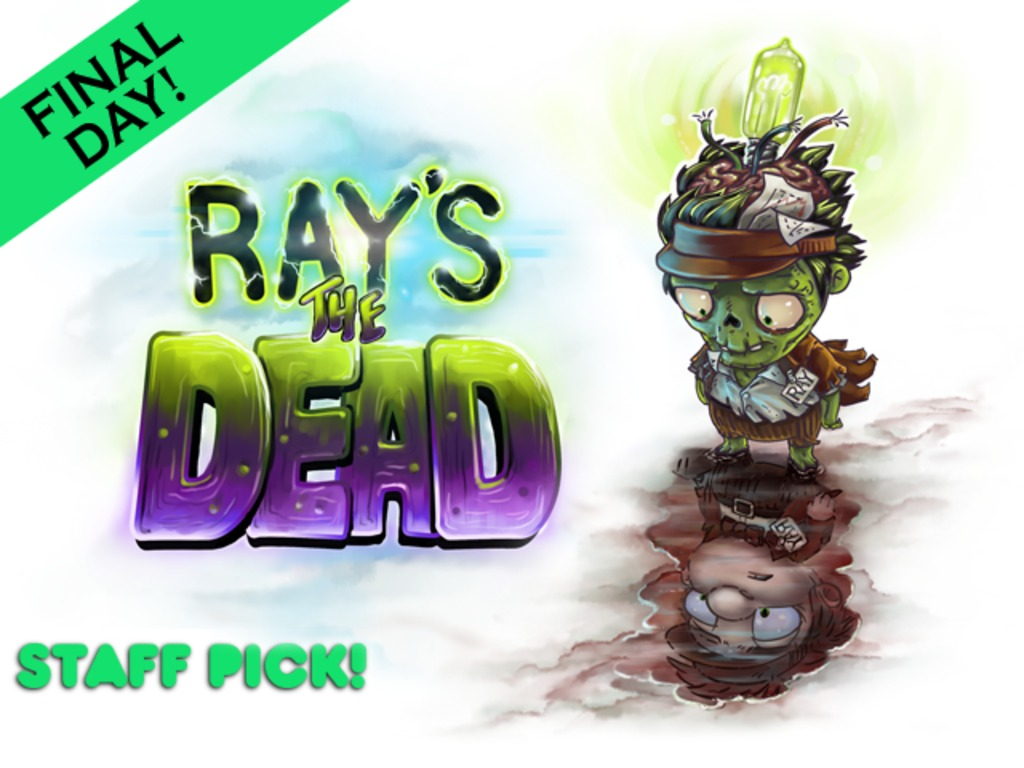 Ray's the Dead's video poster