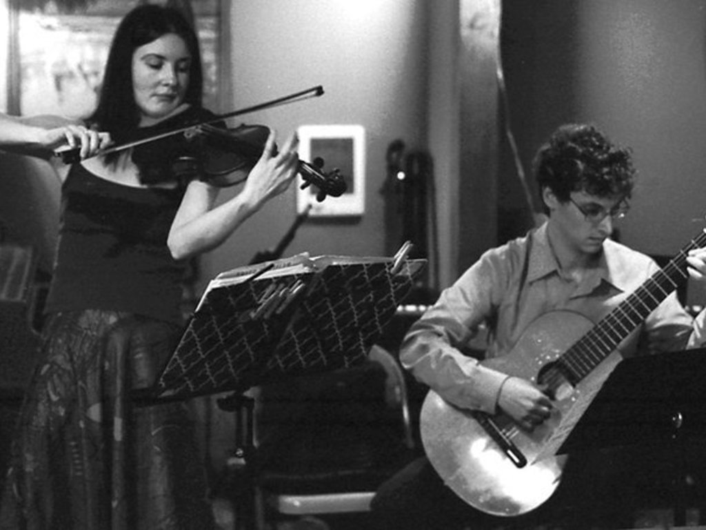 Lyrical Strings Duo; A Violin and Classical Guitar Album's video poster