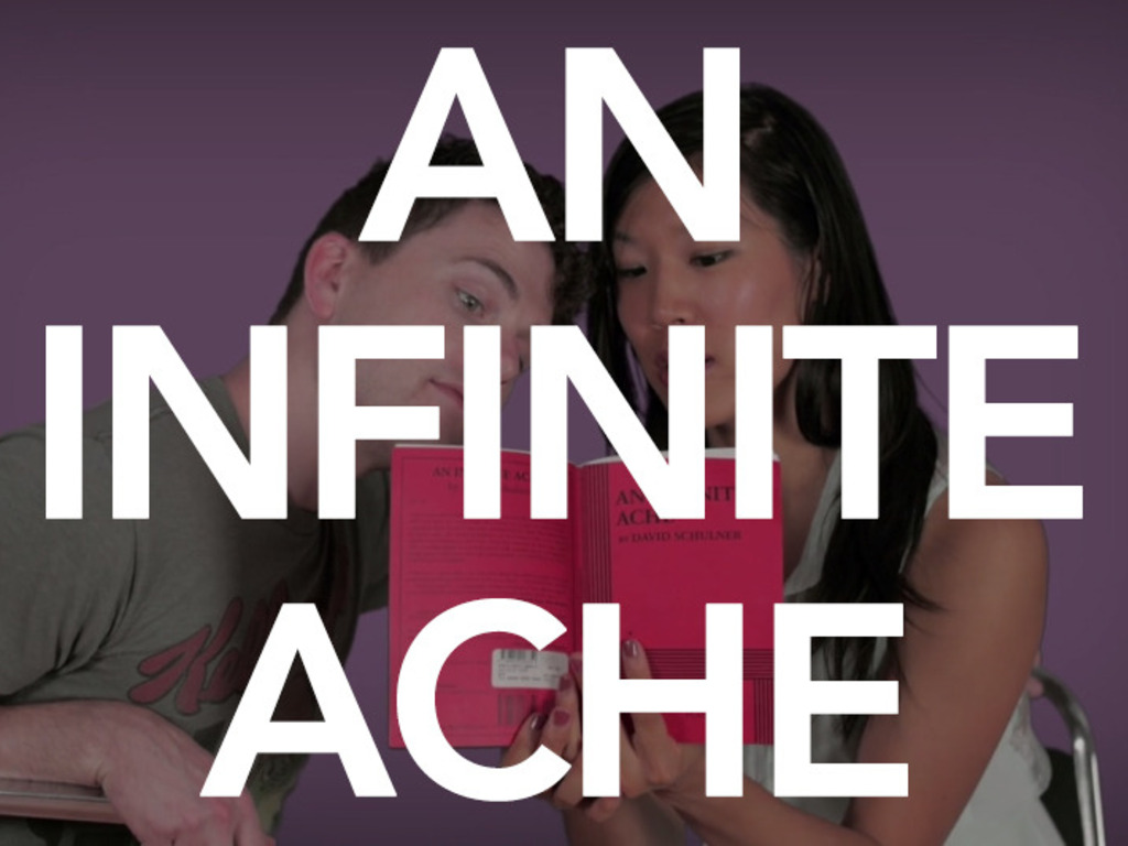 NYC Premiere of AN INFINITE ACHE Play by David Schulner's video poster