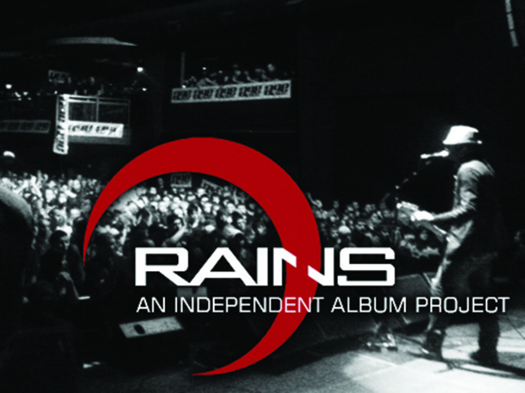 Rains: An Independent Album Project's video poster