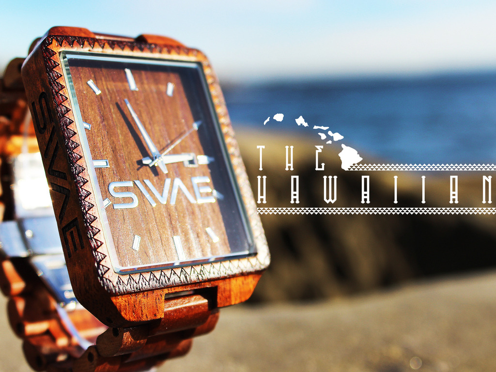 THE HAWAIIAN: A Watch Made With The Spirit Of Aloha!'s video poster