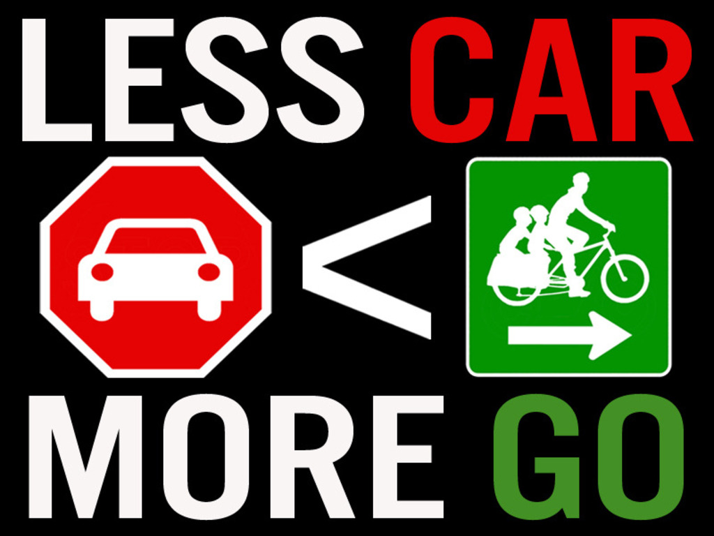 LESS CAR MORE GO: the cargo bike documentary's video poster