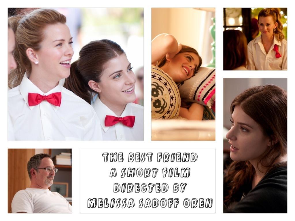 THE BEST FRIEND (a short film)'s video poster