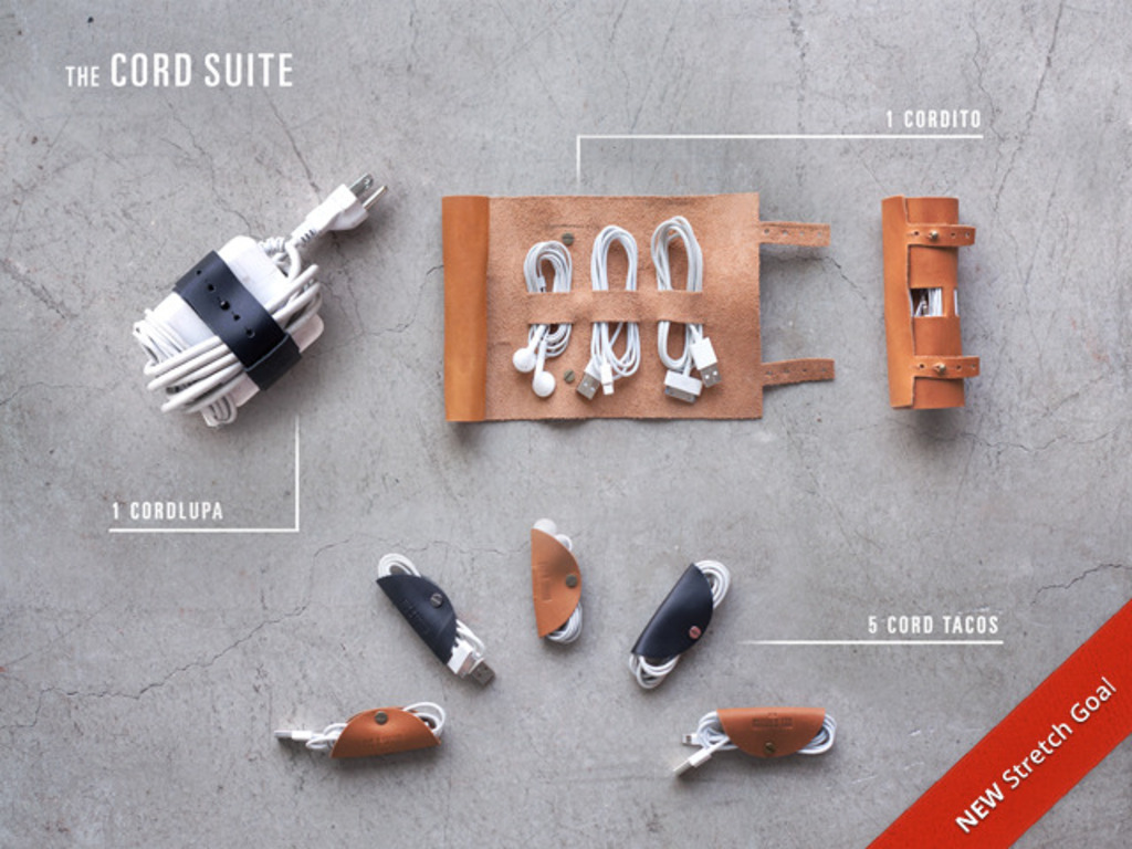 The Tastiest Cord Solution: Cord Taco, Cordito, Cordlupa's video poster
