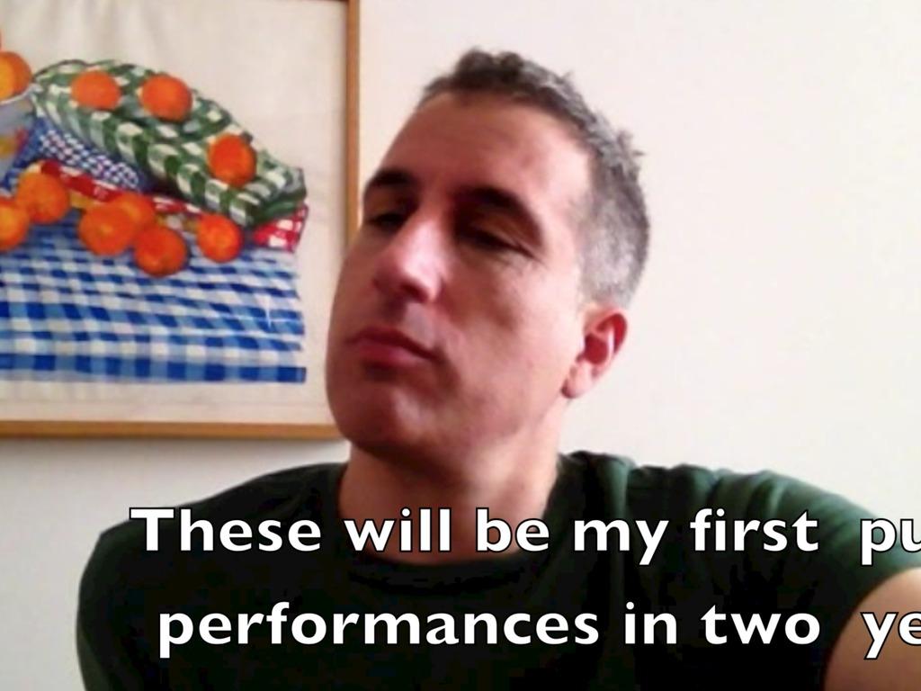 Community Performances from Ben Munisteri, Dance Artist's video poster