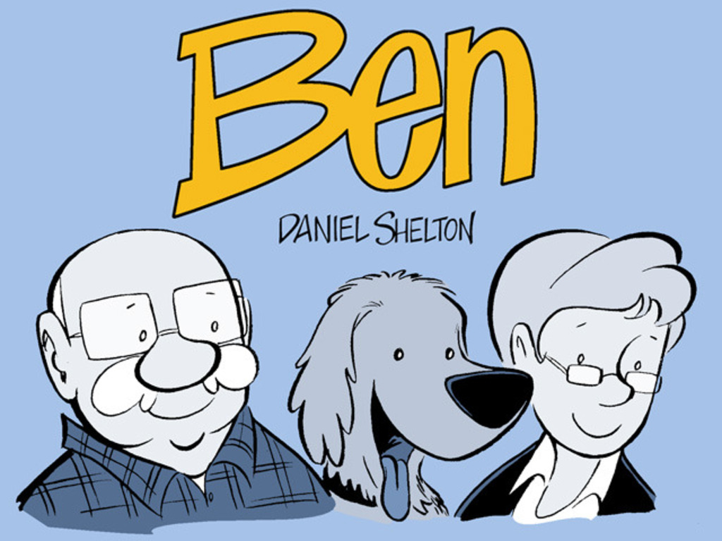 """BEN""  (Volume One, softcover, 110 pages)'s video poster"