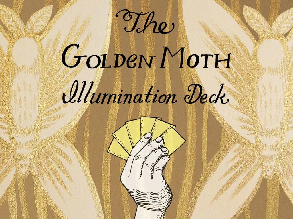 The Golden Moth Illumination Deck's video poster