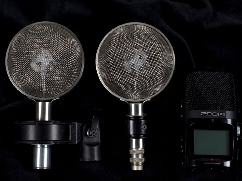 Brahma: Affordable Ambisonics Microphone's video poster