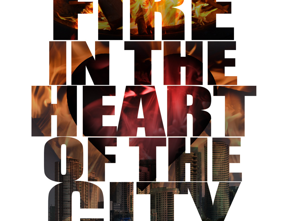 Fire in the Heart of the City's video poster