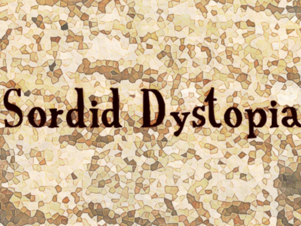 Sordid Dystopia - A Victorian Post-Apocalyptic RPG's video poster