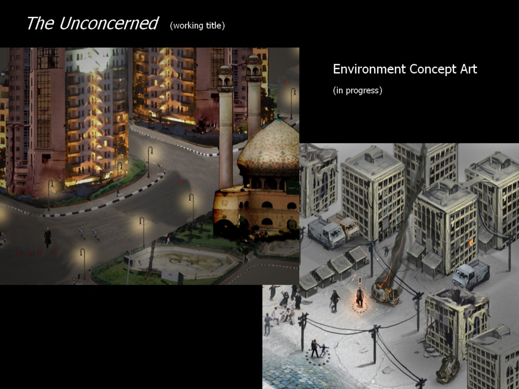 Video Game Set in Iran During the Post-Election Riots's video poster