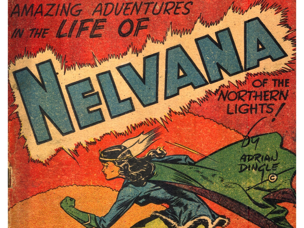 Nelvana of the Northern Lights: Canada's First Superheroine's video poster