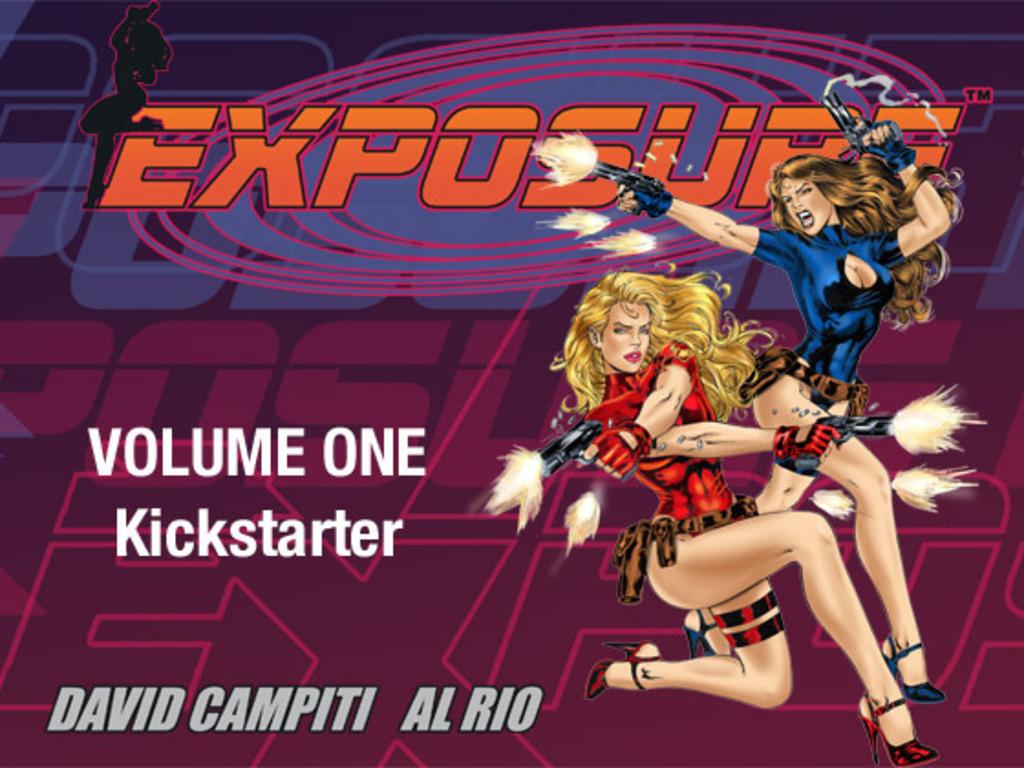 Exposure - Volume One's video poster