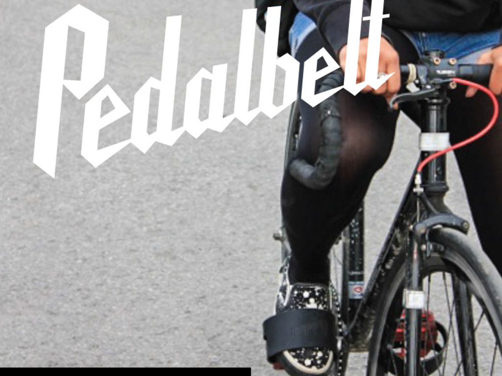 PEDALBELT: THE MOST DURABLE FOOT STRAPS YOU WILL EVER OWN's video poster