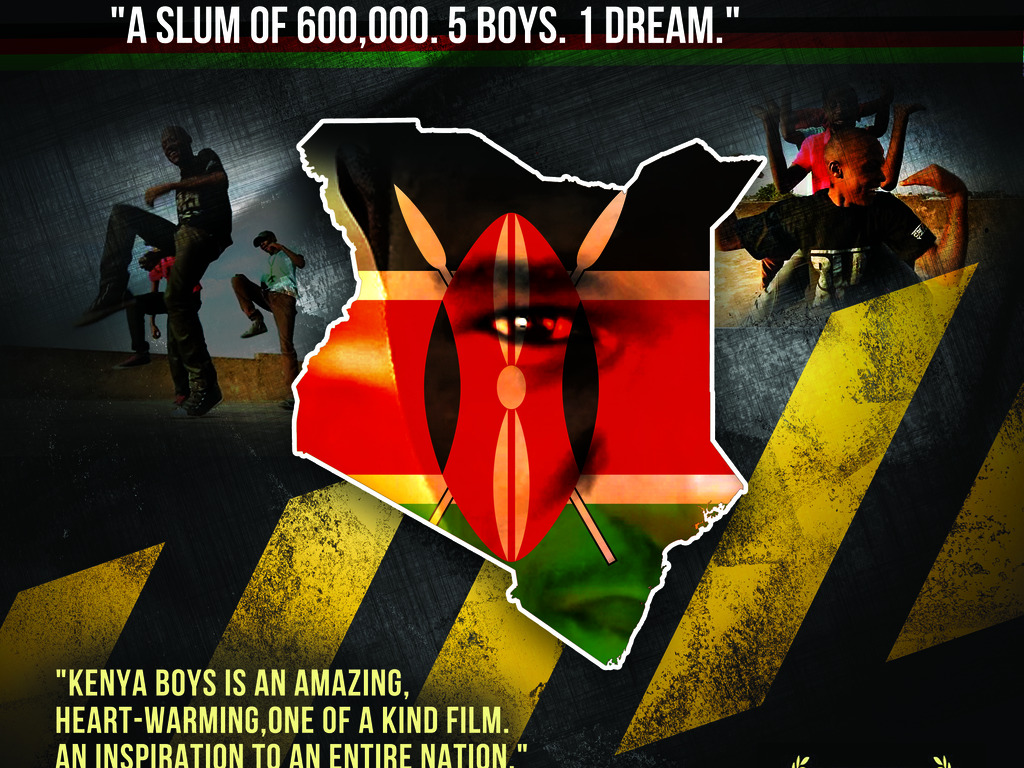 Kenya Boys (A Dance Documentary)'s video poster