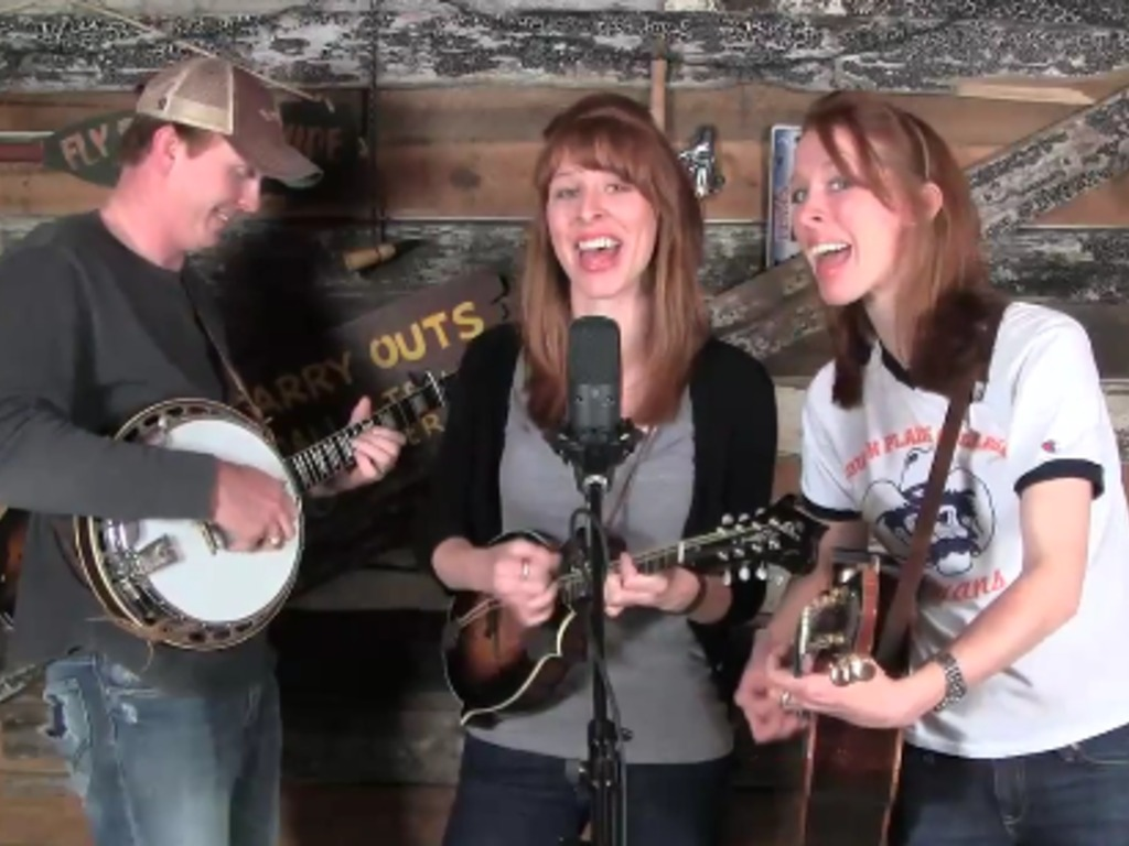 """Gospel Bluegrass Project by """"The Purple Hulls""""...finally!'s video poster"""