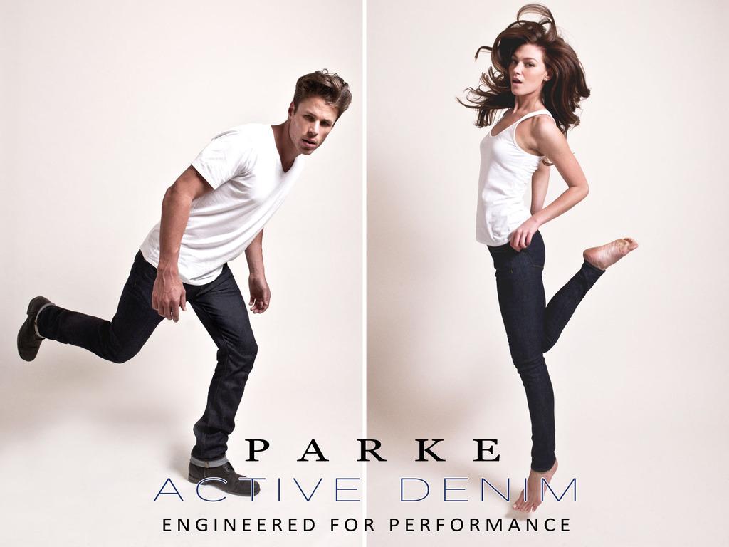 PARKE: Premium Active Denim - Engineered for Performance's video poster