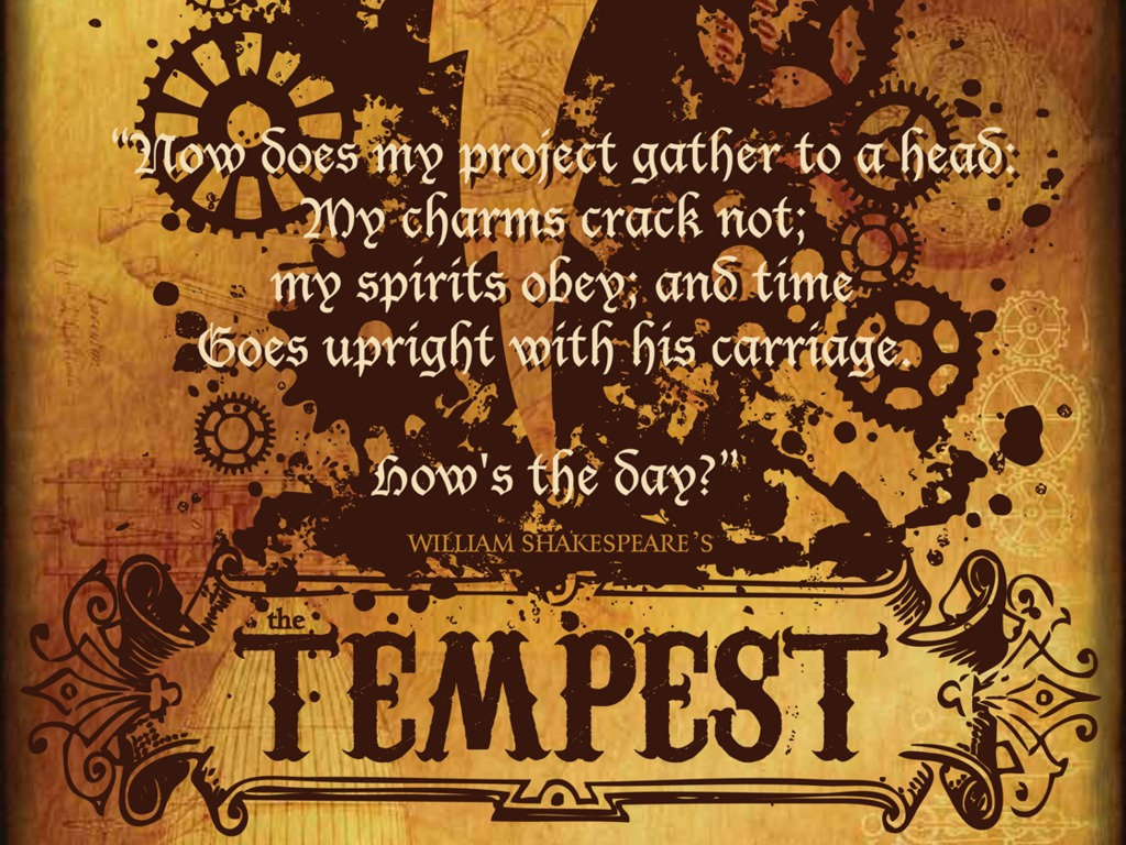 Shakespeare's The Tempest in Roswell - Steampunk Done Right!'s video poster