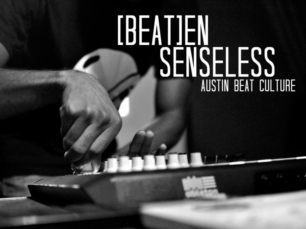 (Beat)en Senseless's video poster