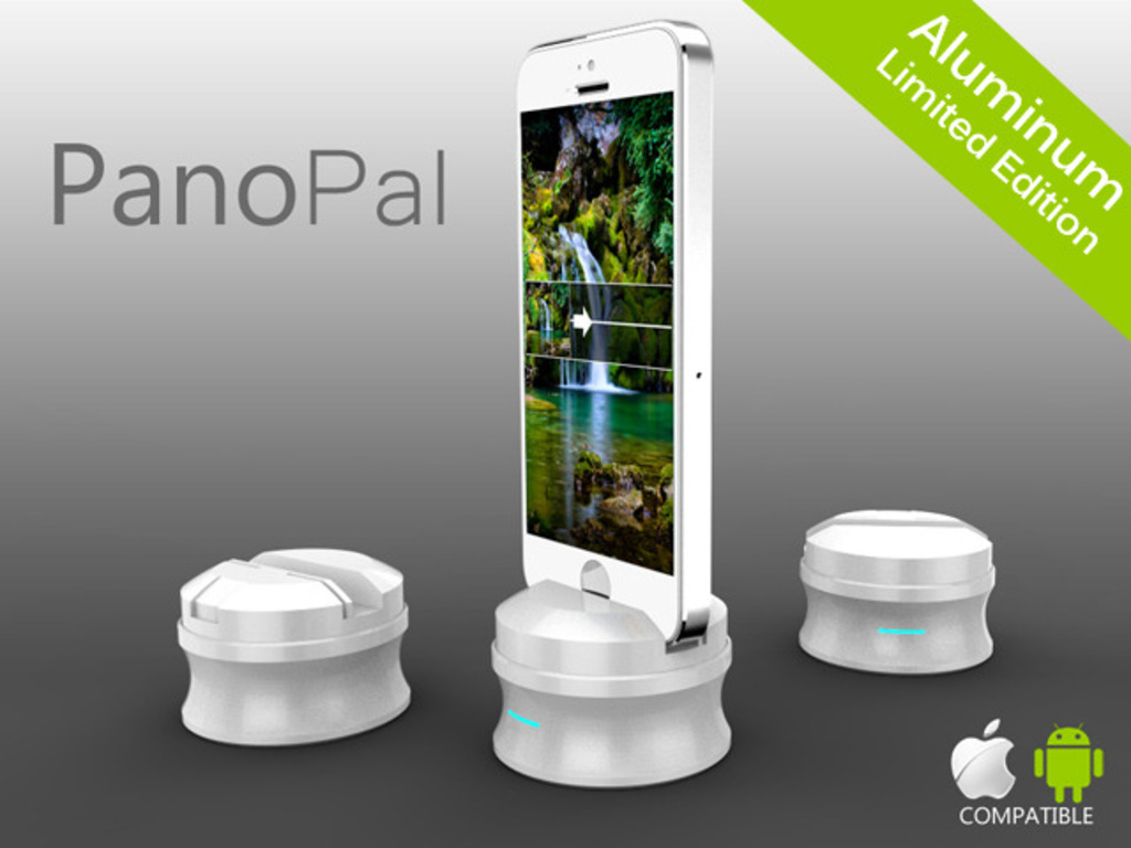 PanoPal-Epic Panoramic Motion Control device for Smartphones's video poster
