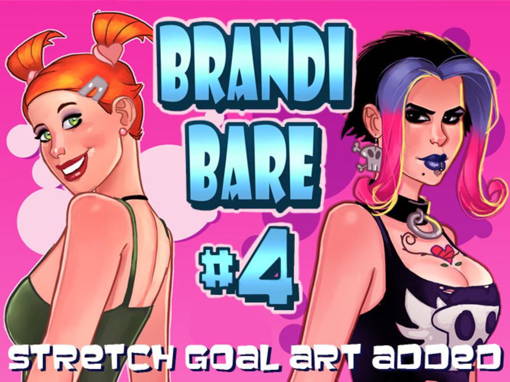 Brandi Bare Issue #4's video poster
