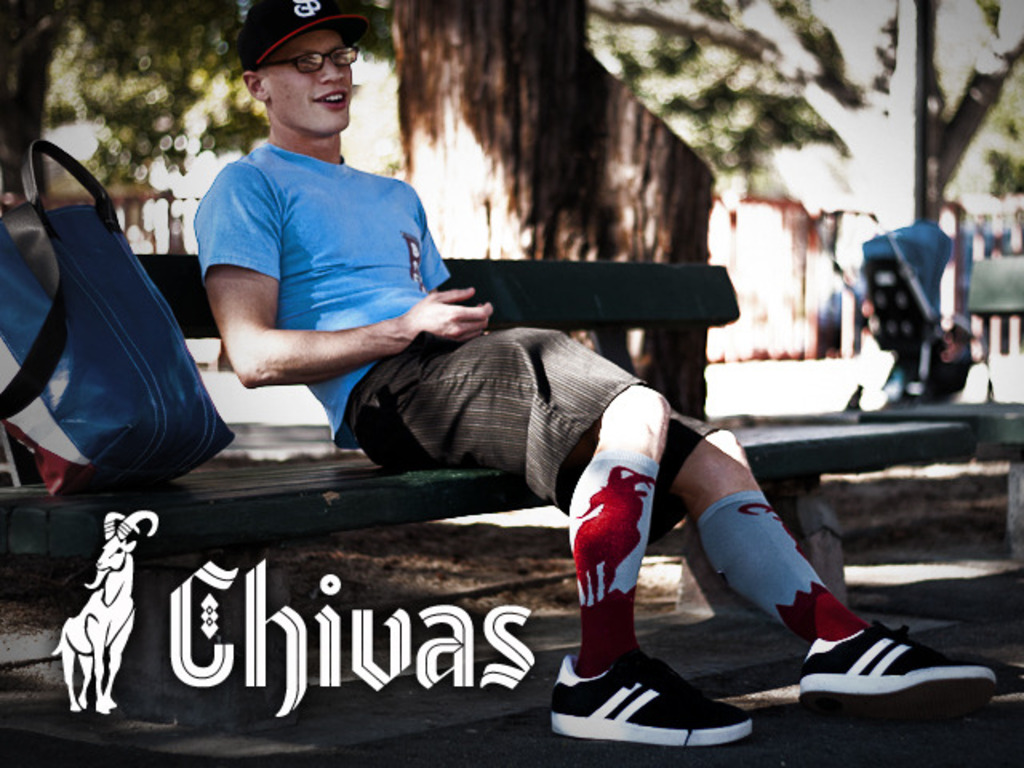 Chivas - A new and different style of socks's video poster