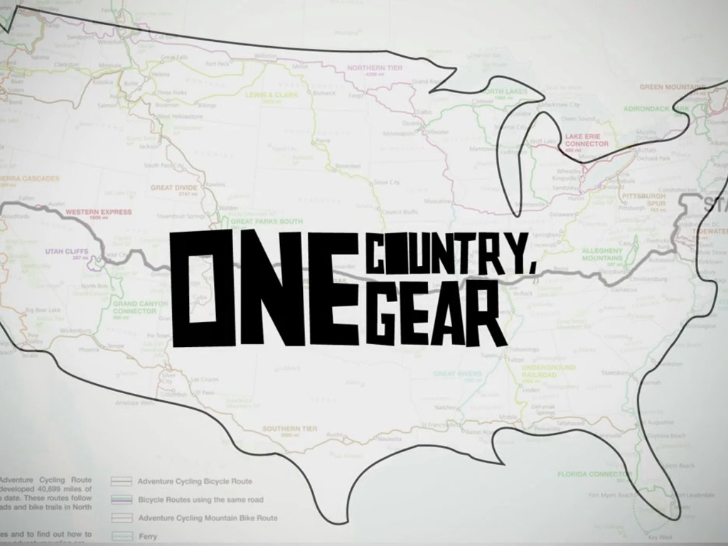 One Country, One Gear's video poster