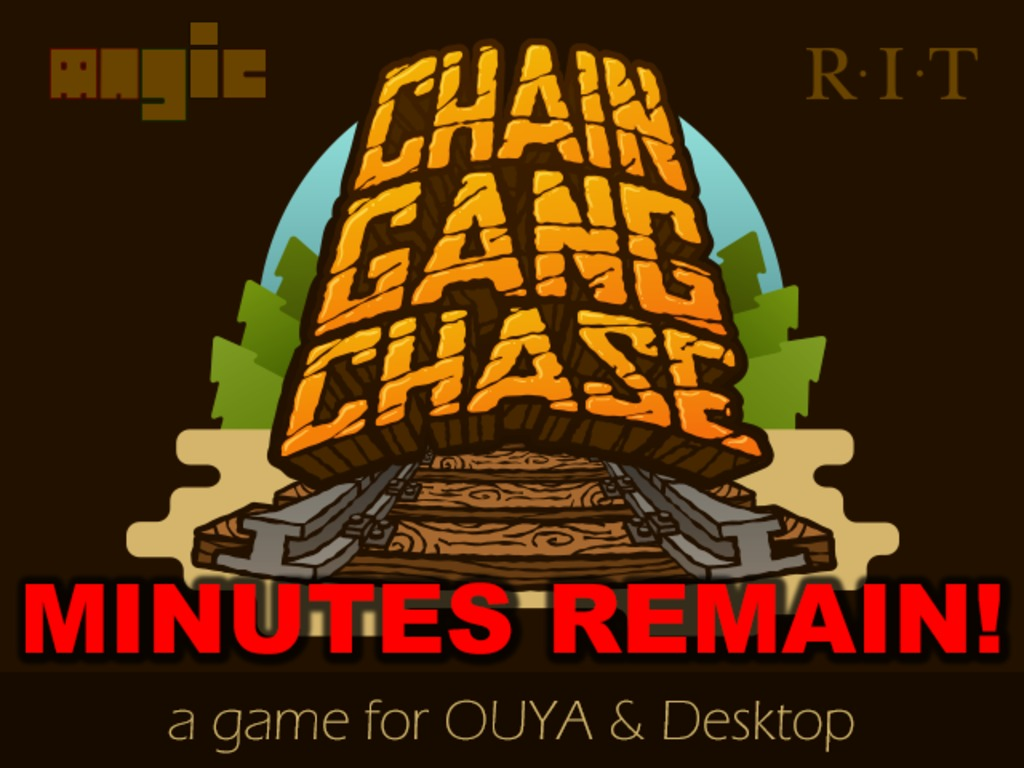 Chain Gang Chase : OUYA & Desktop's video poster
