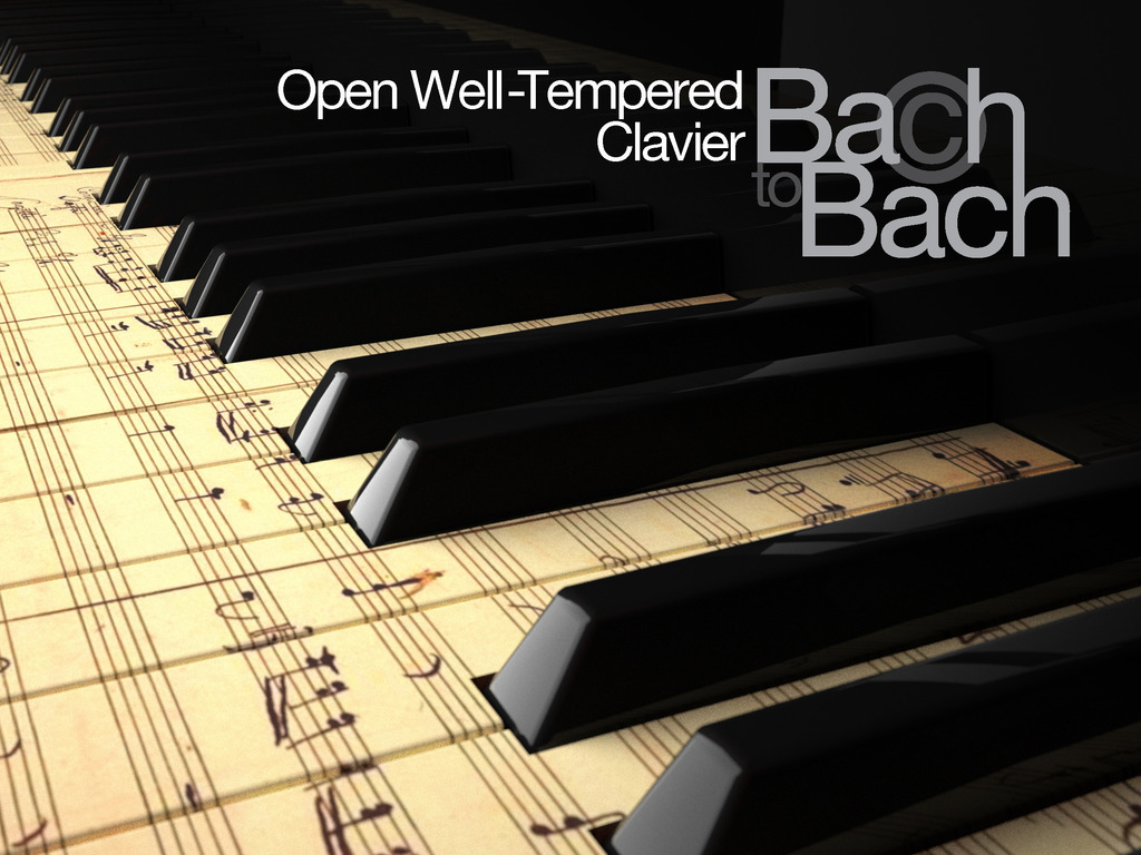 Open Well-Tempered Clavier - Ba©h to Bach's video poster