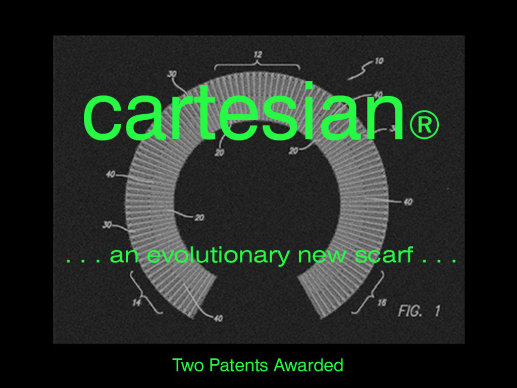 CARTESIAN®: An Evolutionary New Scarf's video poster