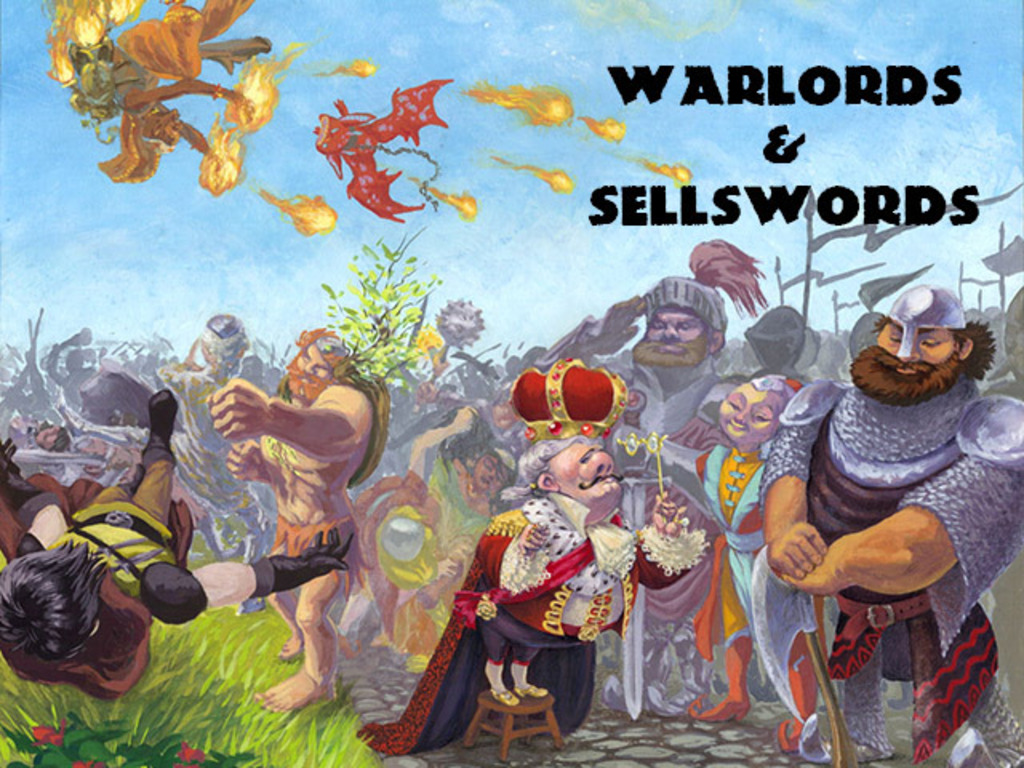 Warlords and Sellswords's video poster
