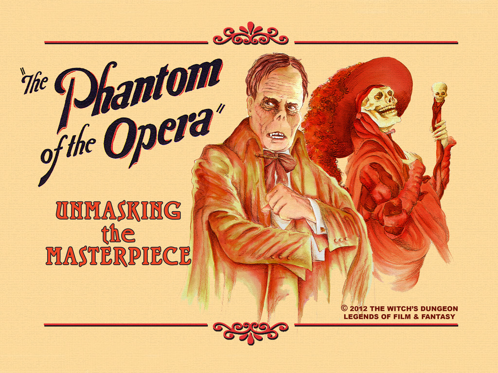 The Phantom Of The Opera: Unmasking a Masterpiece's video poster