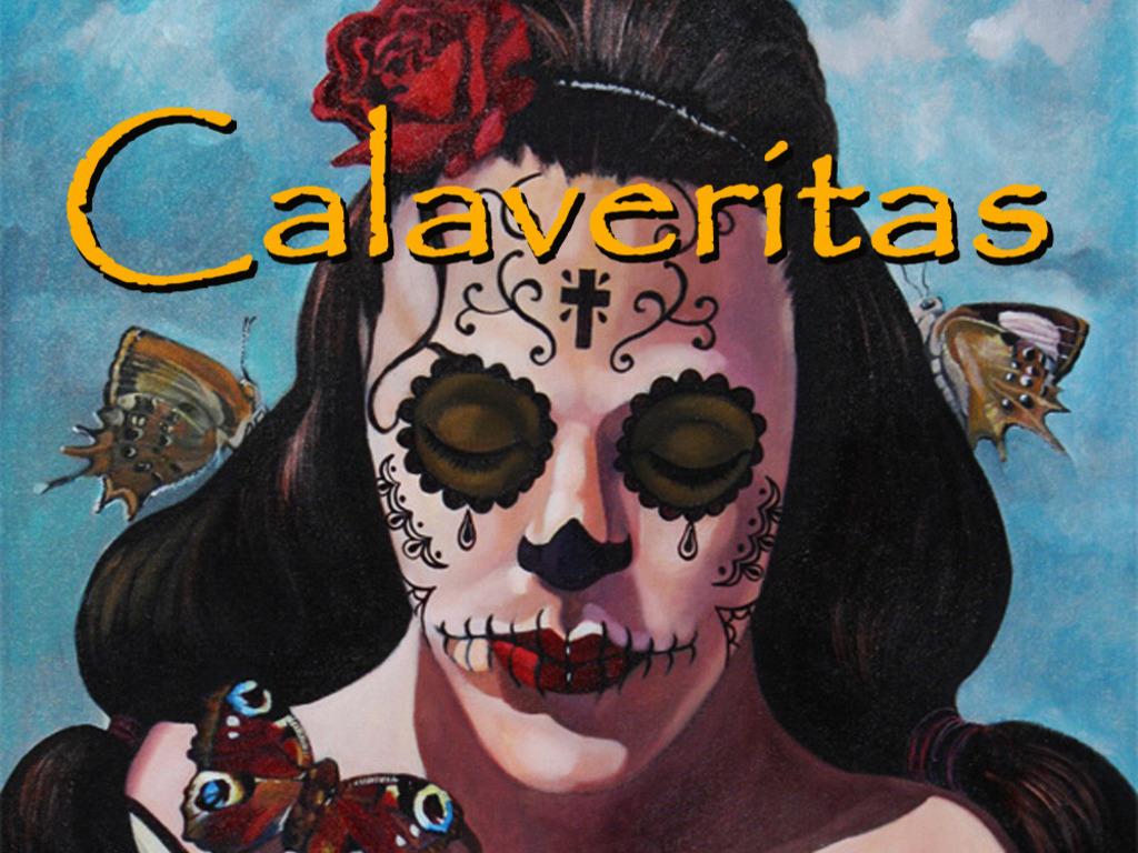 """""""Calaveritas"""" Day of the Dead (Dia de los Muertos) Portraits's video poster"""