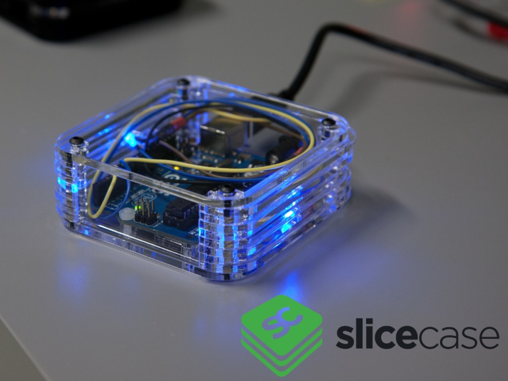 SliceCase lets you decide the anatomy of your box!'s video poster