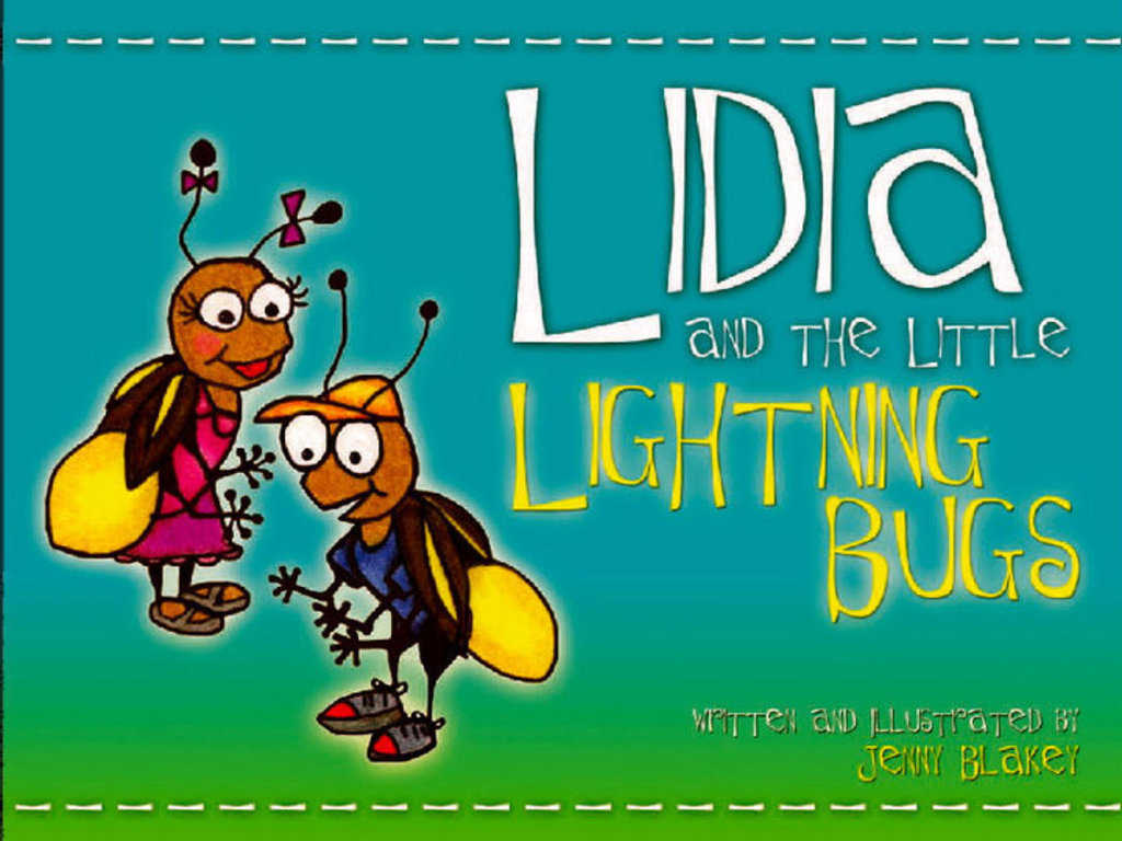 Lidia and the Little Lightning Bugs's video poster