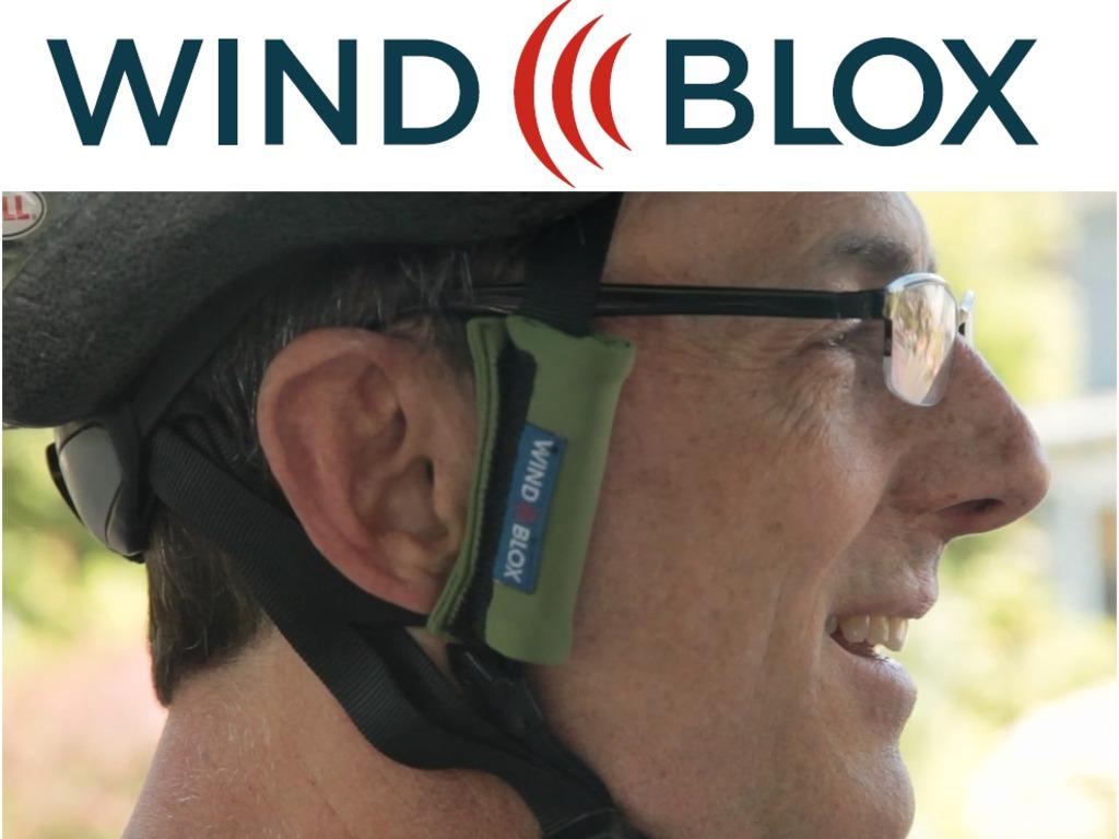 Wind-Blox: Block the wind, enjoy the ride, bike freely's video poster